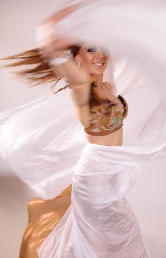 Emma prestation dance show