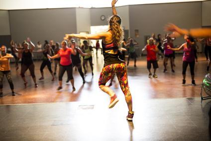 cours danse zumba